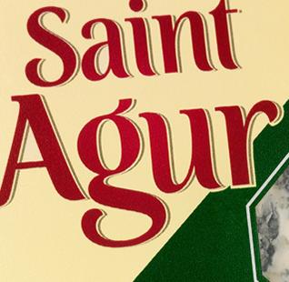 Saint Agur<br>Сэнт Агюр