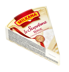 Milkana / Милкана Бри Ле Сюпрем, 125 г